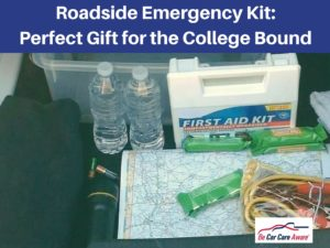 Roadside Emergency Kit a Perfect Gift for the College Bound