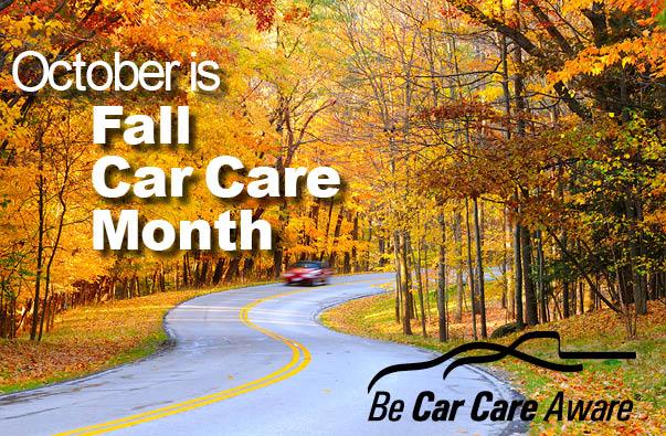 October Fall Car Care